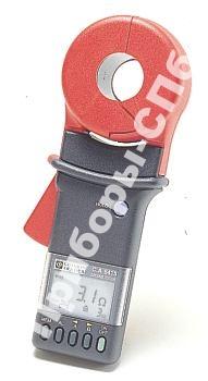 C.A. 6410 - измеритель сопротивления заземления / токовые клещи
