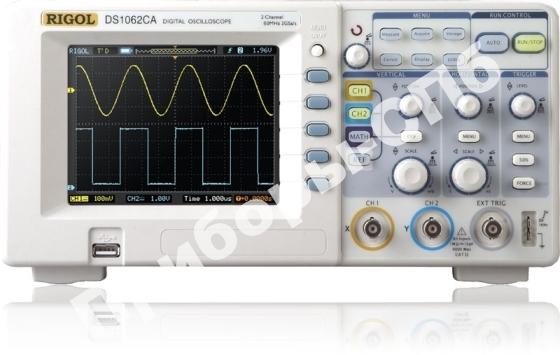 DS1062CA - цифровой осциллограф
