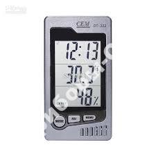 DT-322 - термогигрометр
