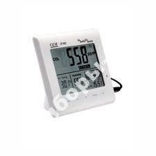 DT-802 - анализатор качества воздуха настольный с часами и календарем