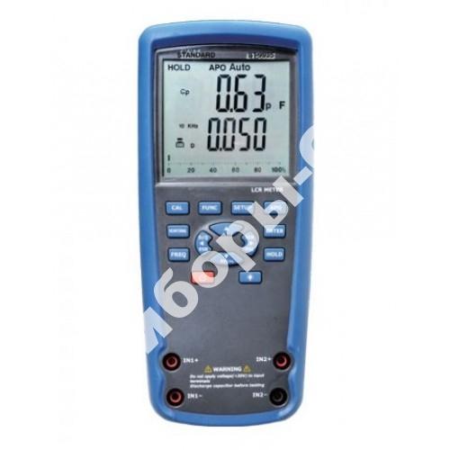DT-9935 - LCR-метр с автоматическим выбором режима измерений