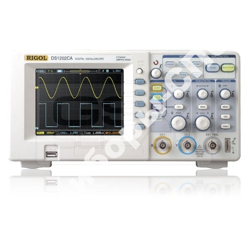 DS1202CA - цифровой осциллограф