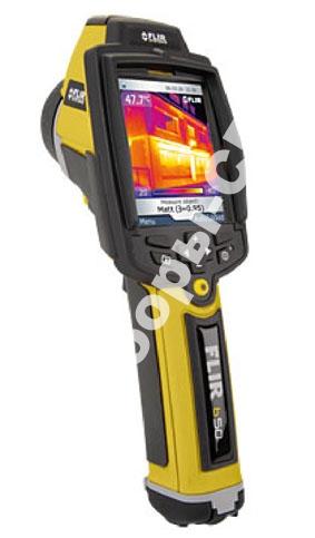 FLIR B50 - тепловизор для обследования строительных сооружений