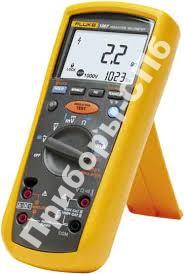 Fluke 1587T - мультиметр-мегаомметр