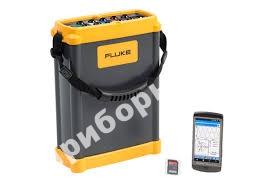Fluke 1750/B - базовый регистратор энергии для трехфазной сети