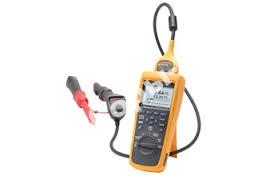 Fluke BT521 - прибор контроля работоспособности аккумуляторных батарей