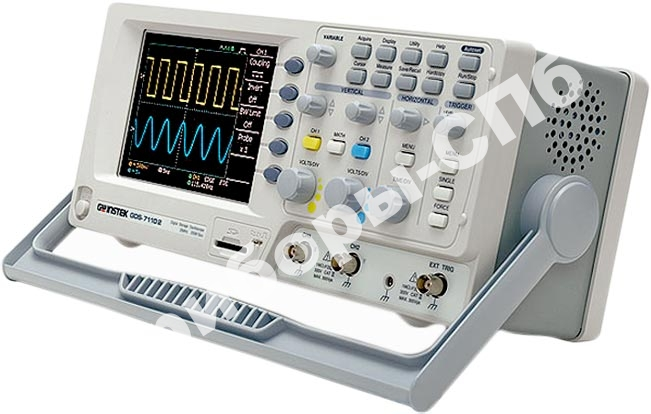 GDS-71102 - цифровой осциллограф