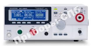 GPT-79801 - установка комплексная для проверки параметров электробезопасности