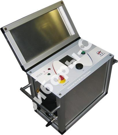 HVA30-5 (увеличенной мощности) - высоковольтная СНЧ установка для испытаний кабелей с изоляцией из сшитого полиэтилена, 30 кВ