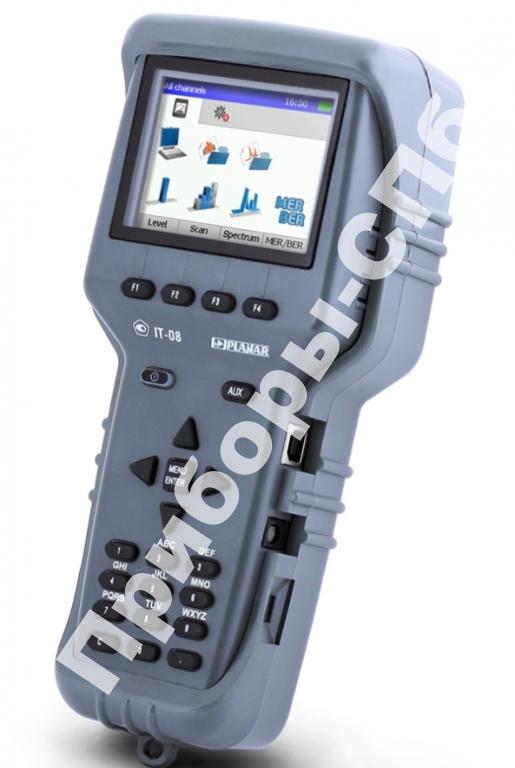 ИТ-081 - измеритель уровня телевизионного радиосигнала