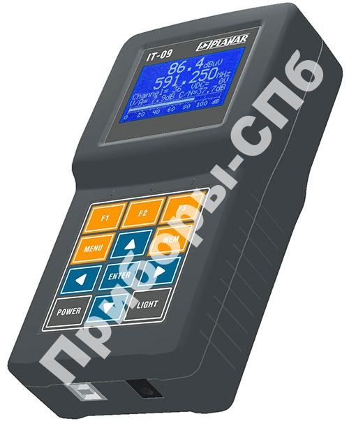 ИТ-09С - анализатор сигналов DVB-C