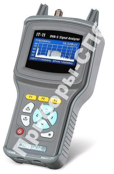 ИТ-11 - анализатор сигналов DVB-S
