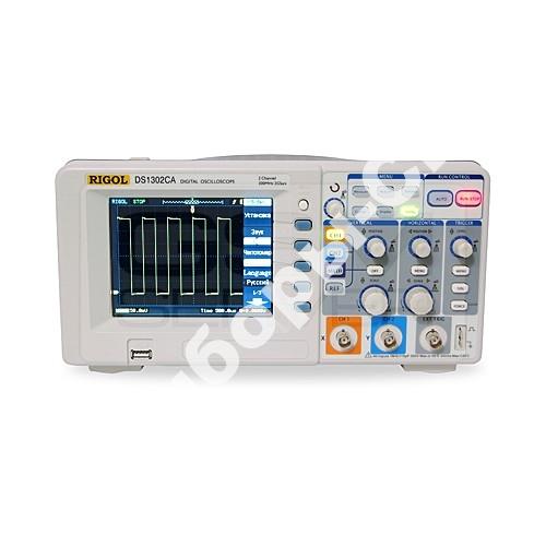 DS1302CA - цифровой осциллограф