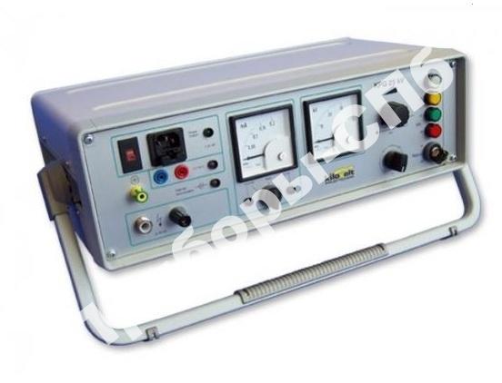 KPG 25kV - Высоковольтная испытательная установка постоянного тока