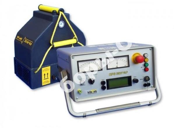 KPG 36 кВ VLF (51 кВ пиковое значение) - Испытательная установка