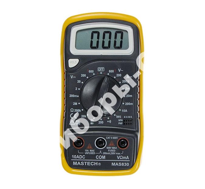 MAS830 - мультиметр