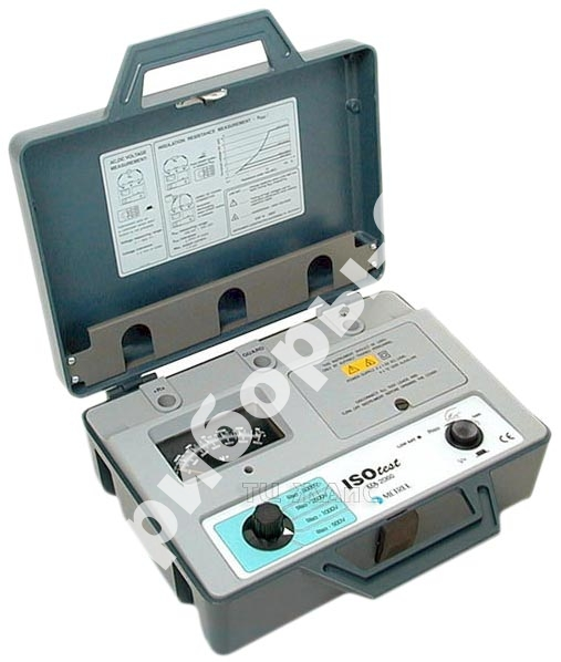 MA 2060 - аналоговый мегаомметр 500-5000 В