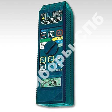 MIC-2500 - измеритель сопротивления, увлажненности и степени старения электроизоляции