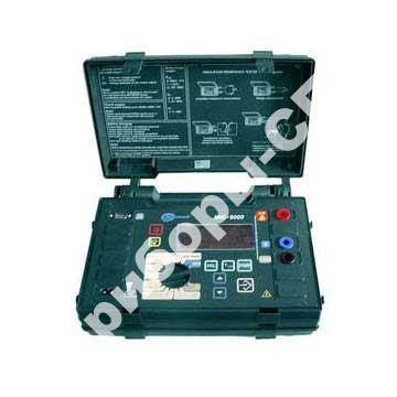 MIC-5000 - измеритель сопротивления, увлажненности и степени старения электроизоляции