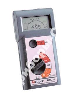 MIT230 - мегаомметр 250/500/1000 В