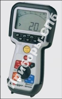 MIT40X - мегаомметр цифровой 10-100 В