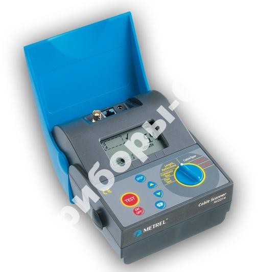 MI 2014 Cable Scanner - тестер кабельных сетей