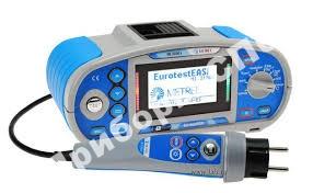 MI 3100 S - многофункциональный измеритель параметров электроустановок
