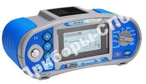 MI 3100 SE - многофункциональный измеритель параметров электроустановок