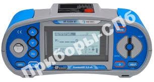 MI 3102H BT - многофункциональный измеритель параметров электроустановок