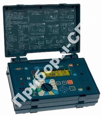 MPI-511 - измеритель параметров электробезопасности электроустановок