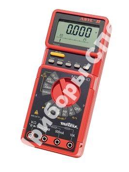 MX59HD - мультиметр для измерений в сложных условиях IP67