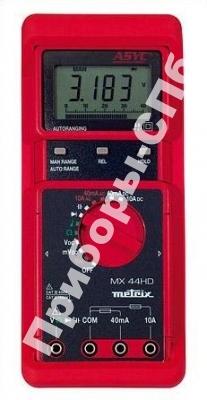 MX44HD - мультиметр для измерений в сложных условиях IP67