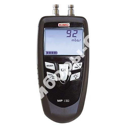 MP 130 - Манометр для контроля герметичности газовой сети