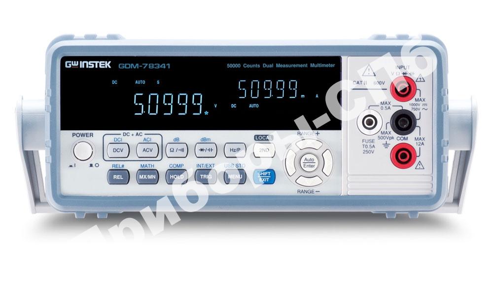 GDM-78341 - вольтметр универсальный цифровой