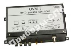 OVM-1 - универсальный прибор регистрации частичных разрядов, импульсных перенапряжений и токов