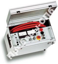 PGK 80 - компактная испытательная установка (до 80 кВ)