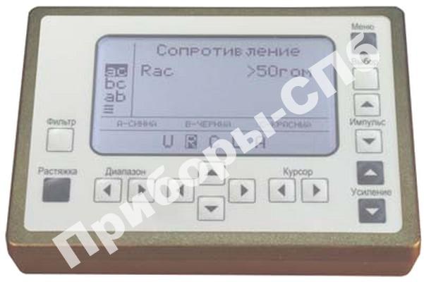 СОВА с функцией моста - рефлектометр