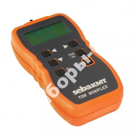 Miniflex TDR - рефлектометр и генератор звуковой частоты для поиска мест повреждения кабеля