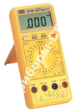TES-2712 - мультиметр профессиональный