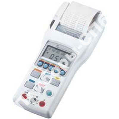 TES-30 - даталоггер-регистратор одноканальный малогабаритный с режимами самописца, печати результатов, хранения данных