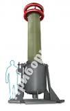 ТИОГ-250 - трансформатор испытательный однофазный газонаполненный