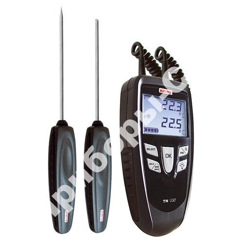 TN 102E - Термометр с NTC датчиком