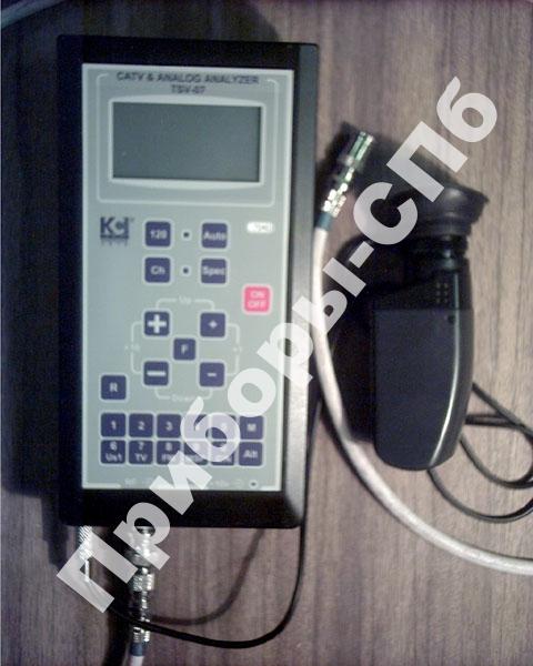 ТСВ-07 - измеритель уровня телевизионного сигнала