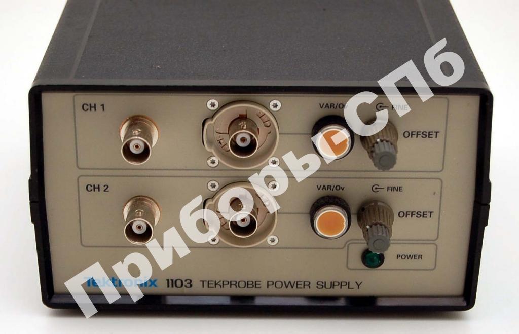 1103 - интерфейсный блок для подключения пробников TekProbe