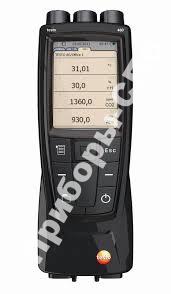 Testo 480 - измеритель комбинированный