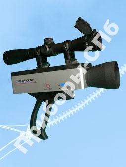 Ультраскан 2004 - прибор дистанционного контроля высоковольтного энергетического оборудования под напряжением