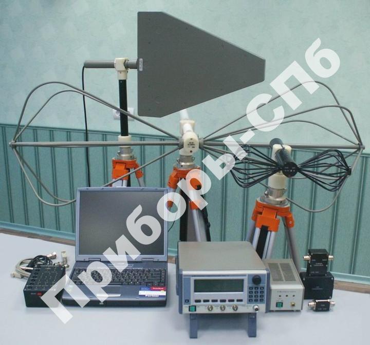 ВЧУ - специализированное средство измерений для контроля излучений