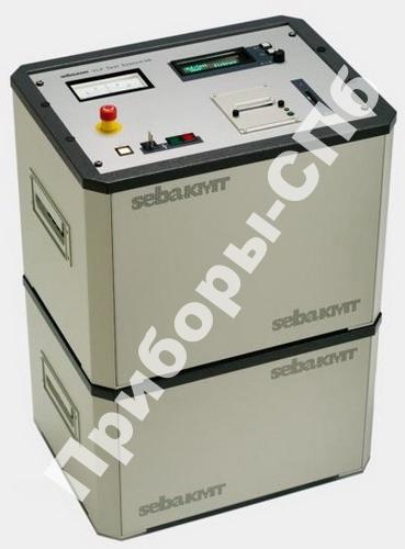 VLF 28 kV - испытательная система для кабелей с ПЭ/ПВХ и бумажно-масляной изоляцией (до 28 кВ при 4,5 мкФ, выходной ток 12 мА)