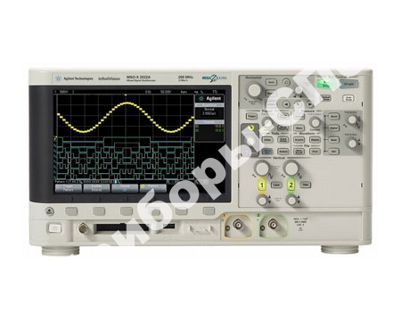 DSOX2004A - осциллограф