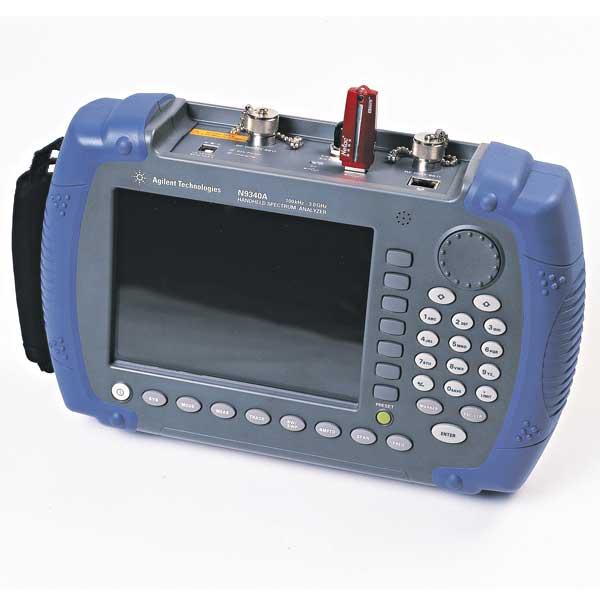 N9340B - анализатор спектра портативный